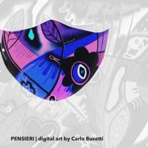 Dettaglio Pensieri - Limited Edition by Carlo Busetti